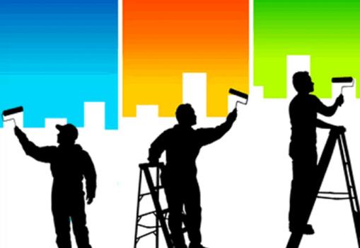 Manisa'da Ev ve İş Yeri Boya Uygulamaları